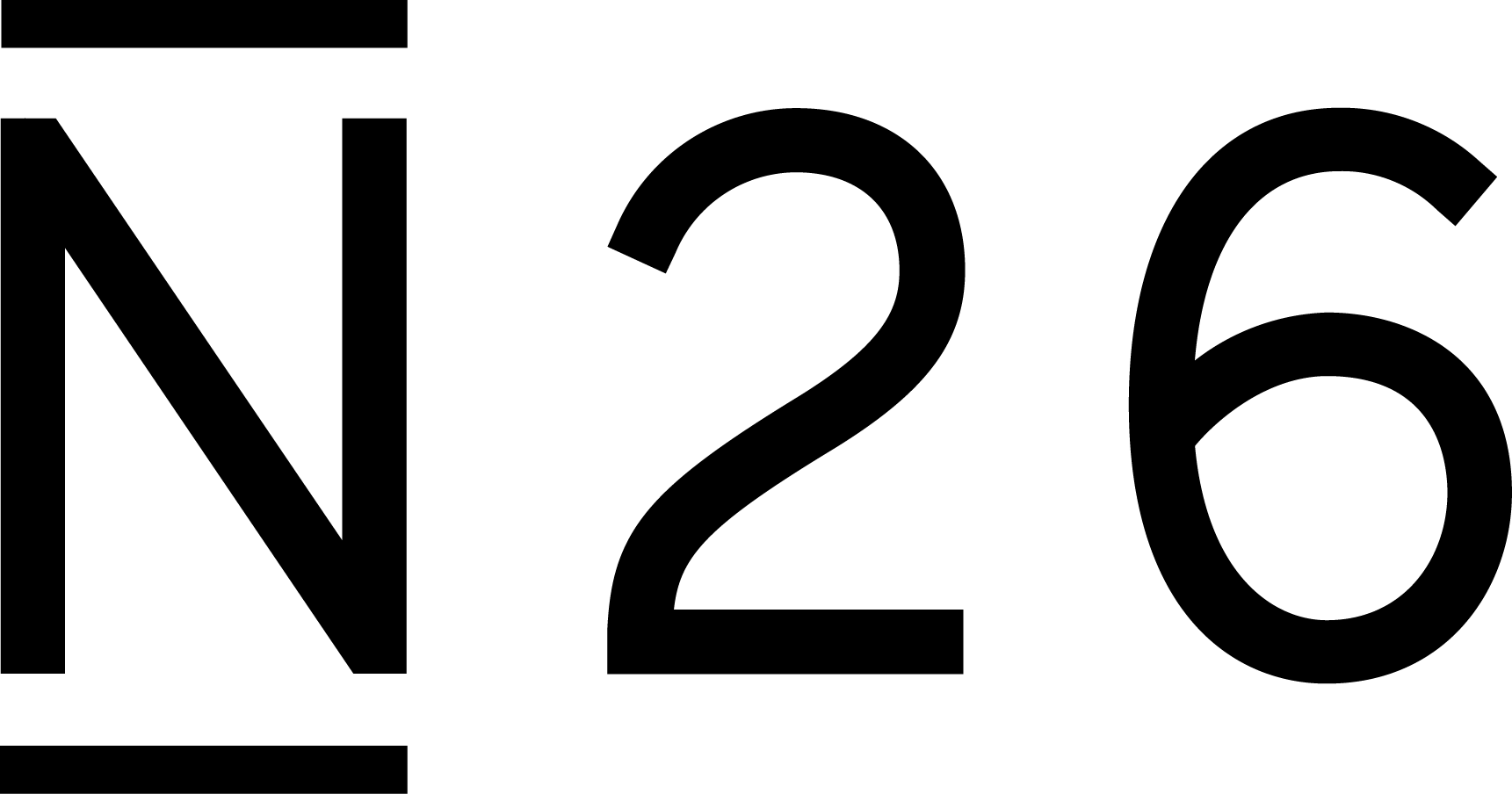 N26 logo Bunch