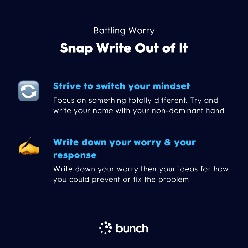 Weekly Briefing - Eliminating Excess Exposure - Bunch AI Leadership Coach